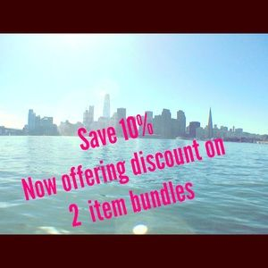Other - New Promo offer on 2 item bundles